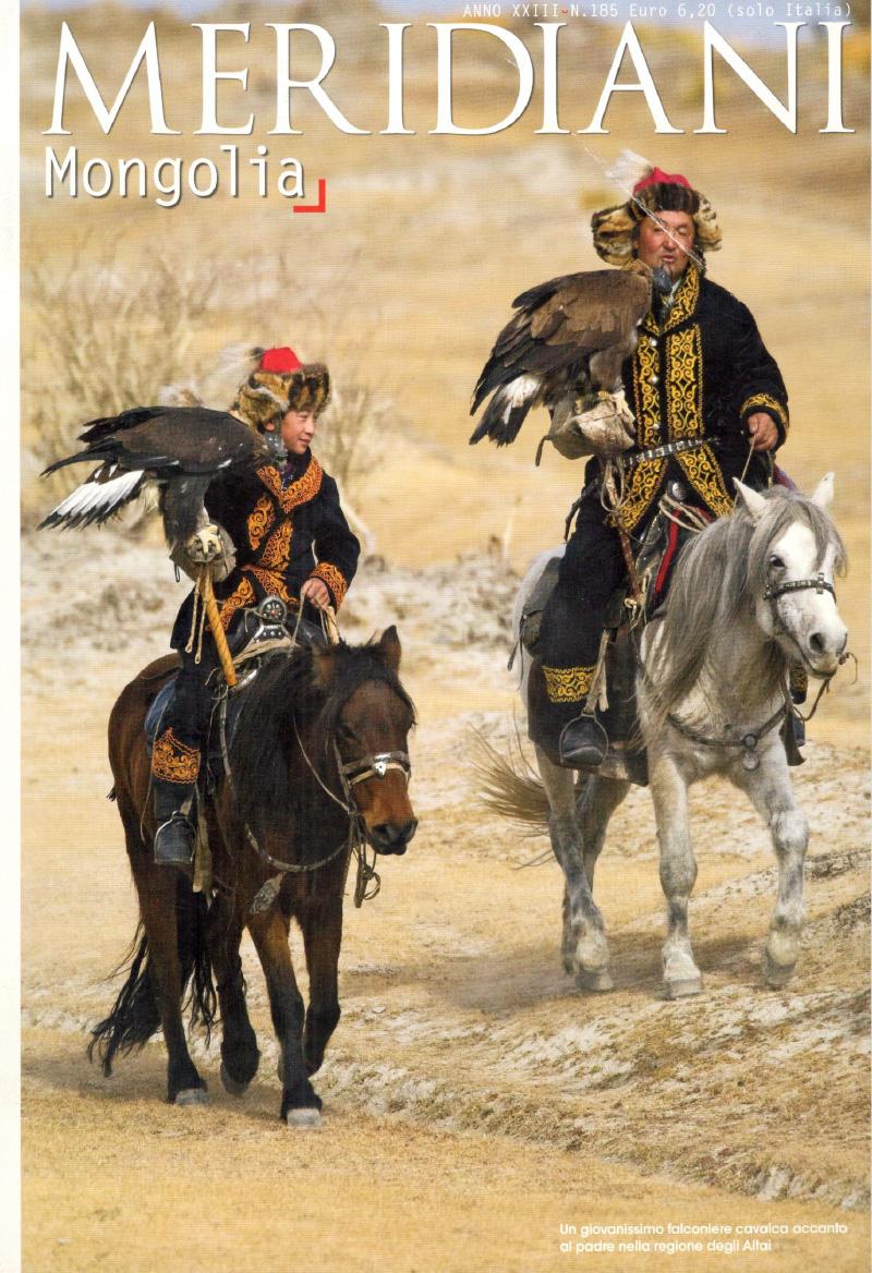 Meridiani - Mongolia
